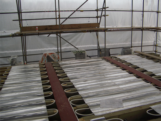 Water Underfloor Heating Installation