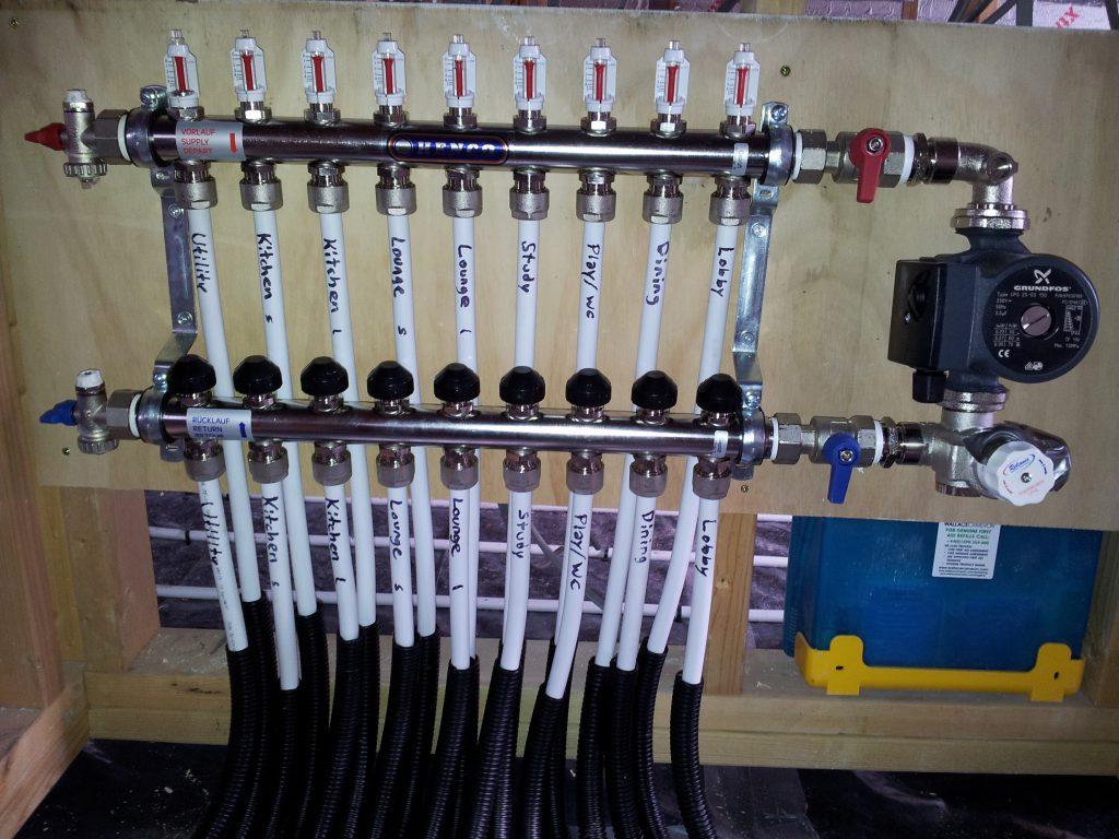 Image Result For Under Floor Radiant Heating