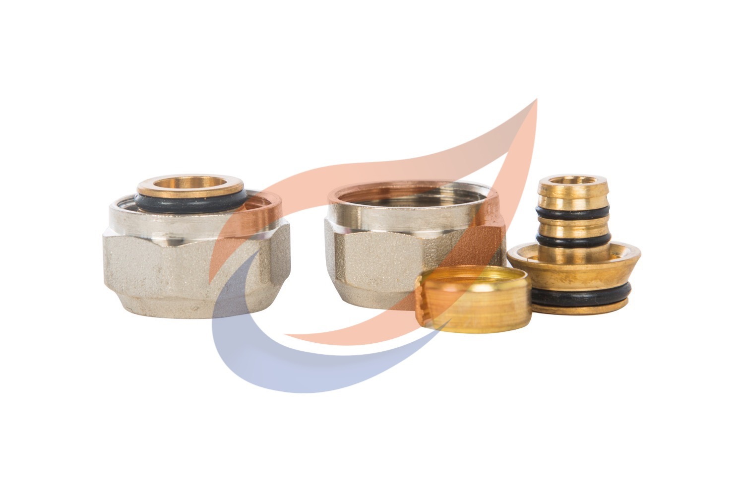 eurokonus compression fittings