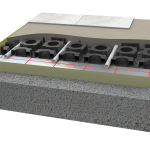 Screed System Plate