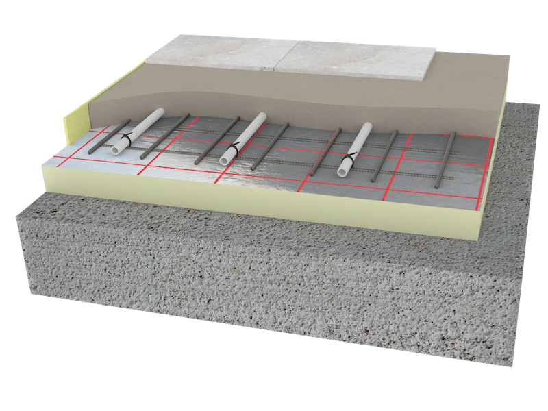 Floor Construction Underfloor Heating Systems Ltd